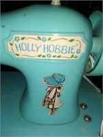 Holly hobbies child's sewing machine
