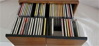 Lot of 48 Orchestra, Symphonies, etc CD's in Case