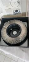 Vintage Lot of Kodak Caousel Slide Trays & Slides