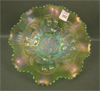 "THE ""HENRY"" CARNIVAL GLASS AUCTION"