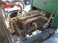 Antique Continental Aetna Truck