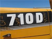 John Deere 710D Backhoe
