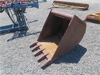 3' Wayne Roy Backhoe Bucket