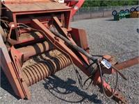 Lilliston Hi Cap 6200 Bean Harvester