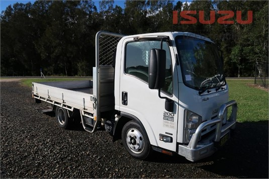 2014 Isuzu NLR 200 Short AMT Used Isuzu Trucks - Trucks for Sale