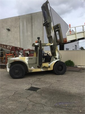 Hyster 10 tonne Hume Highway Truck Sales  - Forklifts for Sale