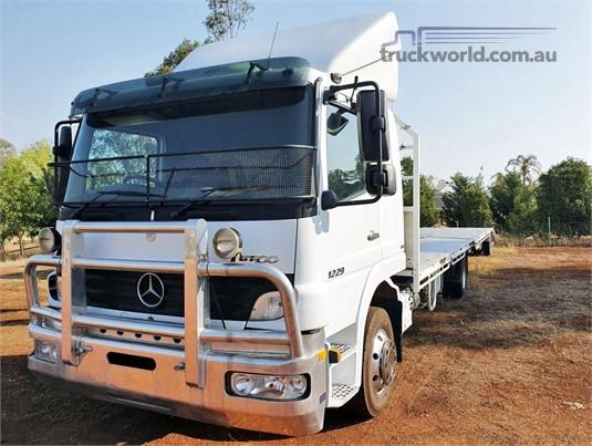 2010 Mercedes Benz Atego 1229 - Trucks for Sale