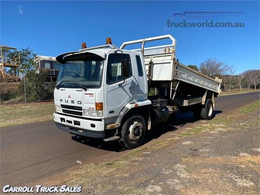 2007 Mitsubishi Fuso Fm10 Carroll Truck Sales Queensland - Trucks for Sale