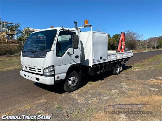 2007 Isuzu NPR Carroll Truck Sales Queensland - Trucks for Sale