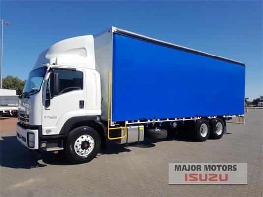 2020 Isuzu FVL Major Motors - Trucks for Sale