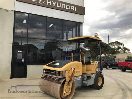 2004 Caterpillar CB-335D Adelaide Quality Trucks & AD Hyundai Commercial Vehicles - Heavy Machinery for Sale