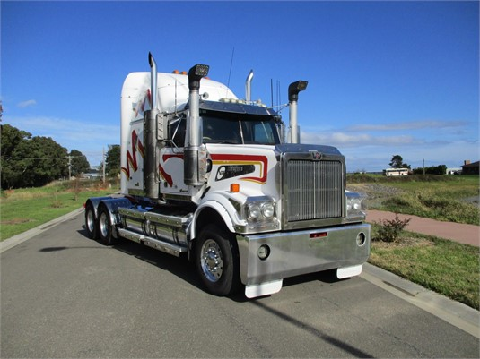 2008 Western Star 4864FXC - Trucks for Sale