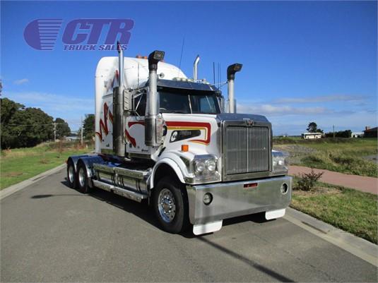 2008 Western Star 4864FXC CTR Truck Sales  - Trucks for Sale