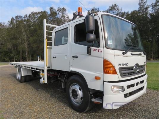 2012 Hino 500 Series 1628 FG Crew - Trucks for Sale