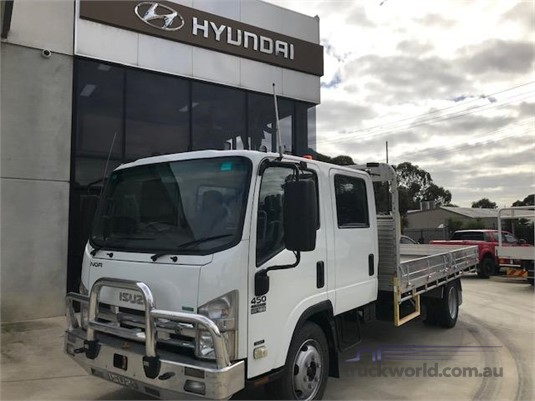 2011 Isuzu NQR 450 Crew Premium Adelaide Quality Trucks & AD Hyundai Commercial Vehicles - Trucks for Sale