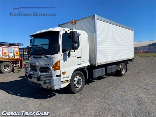 2016 Hino 500 Series 1426 FE Carroll Truck Sales Queensland - Trucks for Sale