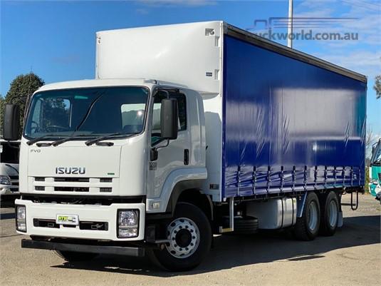 2012 Isuzu FVD1000 - Trucks for Sale