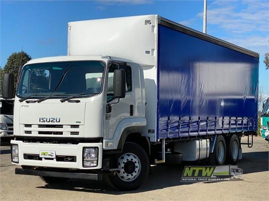 2012 Isuzu FVD1000 National Truck Wholesalers Pty Ltd - Trucks for Sale