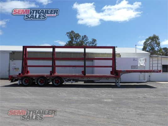 2005 Krueger Drop Deck Trailer Semi Trailer Sales Pty Ltd - Trailers for Sale