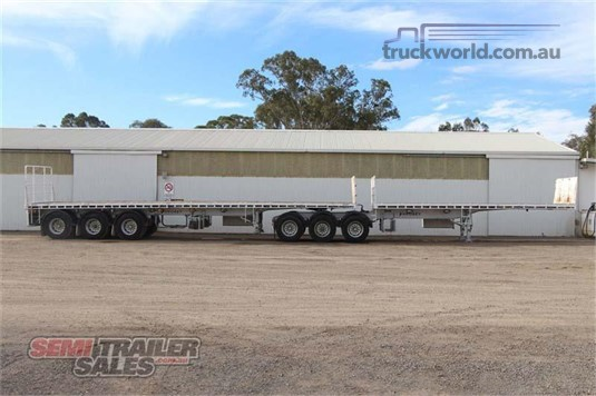 2010 Vawdrey Flat Top Trailer - Trailers for Sale
