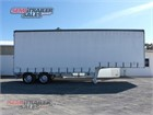 2010 Jtb Drop Deck Trailer Drop Deck Curtainsider Trailers