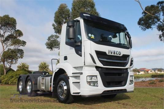 2020 Iveco Stralis ATi460 - Trucks for Sale