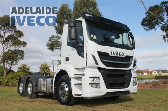 2020 Iveco Stralis ATi460 Adelaide Iveco - Trucks for Sale