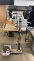 Jet Model Jdp-17mf Drill Press, Tub Of