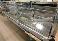 Oscartek Diamond PV21 refrigerated glass display