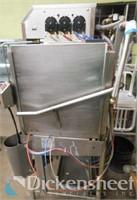 Jackson Conserver XL commercial dish machine,