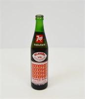 Vintage Commemorative Soda Bottles