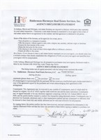 Real Estate Terms & Conditions-DO NOT BID ON THIS