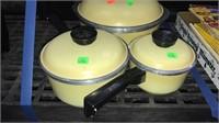 Club Aluminum Pots