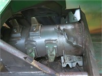 John Deere 9650CTS Combine with