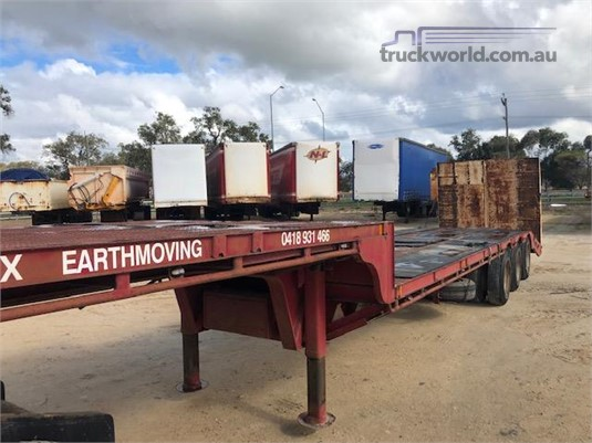 1992 Freighter Drop Deck - Trailers for Sale