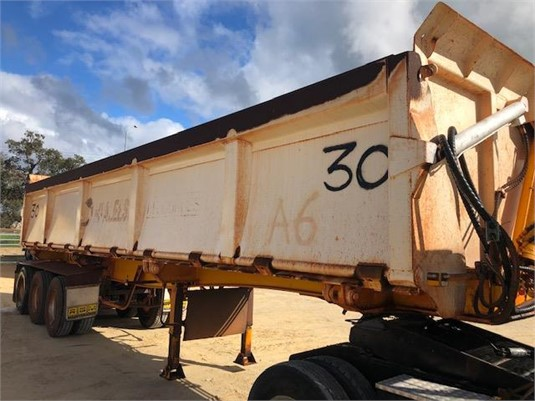 2014 Howard Porter Side Tipper Trailer - Trailers for Sale