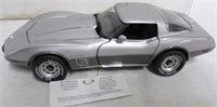 071120 Corvette, Mustang Cars, Toys