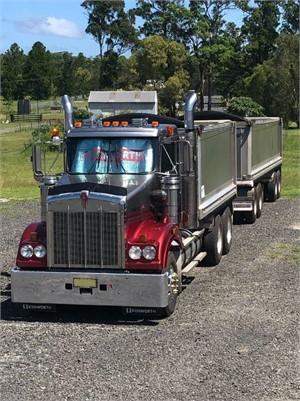2010 Kenworth T409SAR - Trucks for Sale