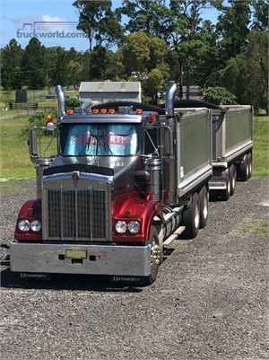 2010 Kenworth T409SAR - Trucks for Sale