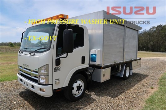 2012 Isuzu NQR 450 Premium Used Isuzu Trucks - Trucks for Sale