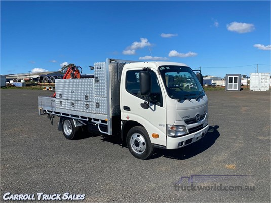 2016 Hino 300 Series 616 Carroll Truck Sales Queensland  - Trucks for Sale