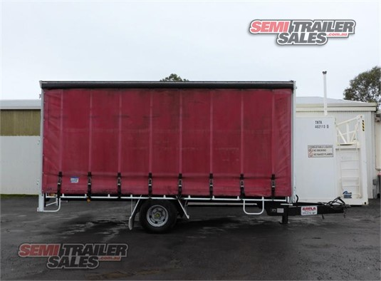 2001 Abela other Semi Trailer Sales Pty Ltd - Trailers for Sale