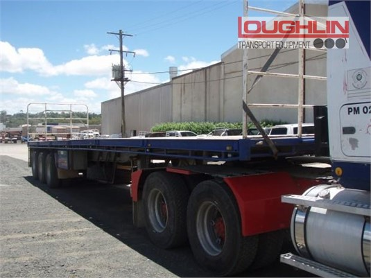 2014 Jamieson Flat Top Trailer Loughlin Bros Transport Equipment - Trailers for Sale