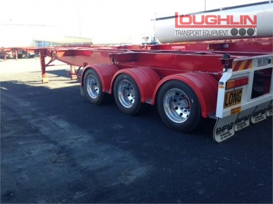 2018 Loughlin Skeletal Trailer Loughlin Bros Transport Equipment - Trailers for Sale