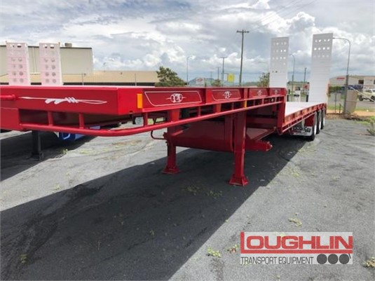 2020 Loughlin Drop Deck Trailer Loughlin Bros Transport Equipment - Trailers for Sale
