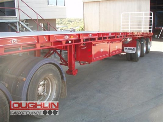 2020 Loughlin Flat Top Trailer Loughlin Bros Transport Equipment - Trailers for Sale