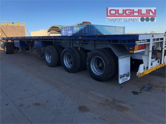 Haulmark Flat Top Trailer Loughlin Bros Transport Equipment - Trailers for Sale