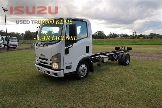 2015 Isuzu NLR 45 150 MWB Used Isuzu Trucks - Trucks for Sale