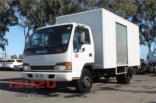 2003 Isuzu NQR 450 Used Isuzu Trucks - Trucks for Sale