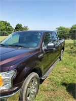 2019 Ford F150 XLT  - Clear Title